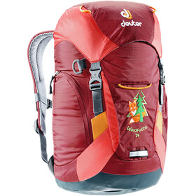 Deuter Waldfuchs 14 Backpack Kids cranberry-coral